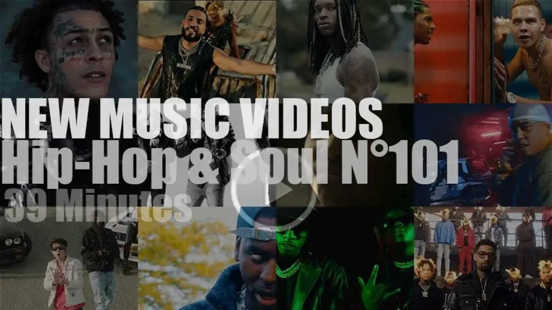 Hip-Hop & Soul N°101 – New Music Videos