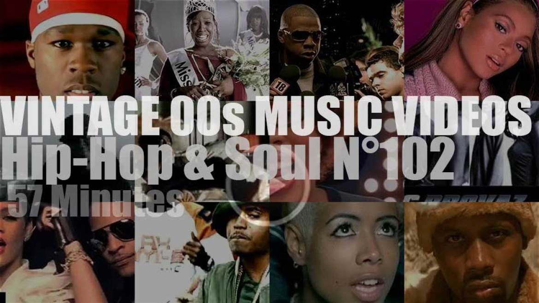 Hip-Hop & Soul N°102 – Vintage 2000s Music Videos