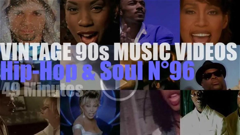 Hip-Hop & Soul N°96 – Vintage 90s Music Videos
