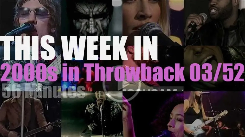 This week In  '2000s Throwback' 03/52