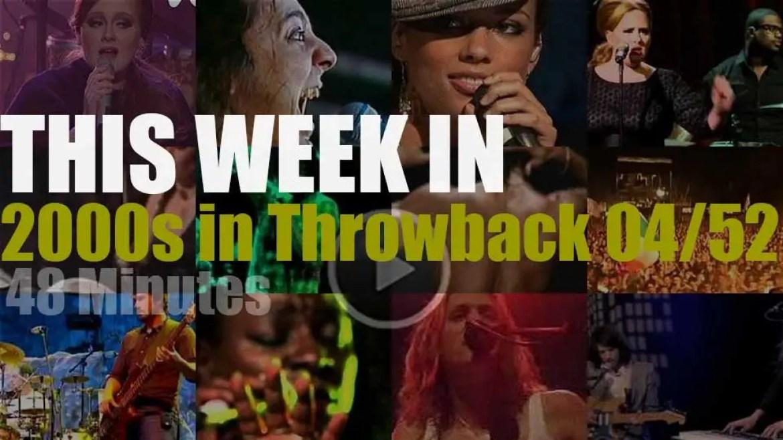 This week In  '2000s Throwback' 04/52