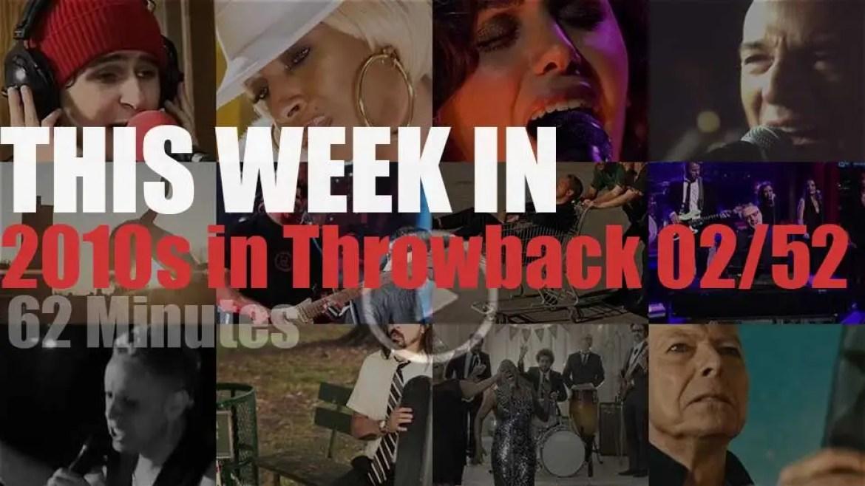 This week In  '2010s Throwback' 02/52