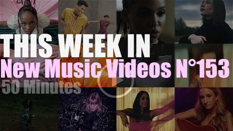 This week In New Music Videos N°153