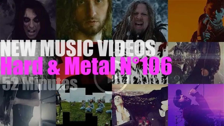 Hard & Metal New Music Videos N°106
