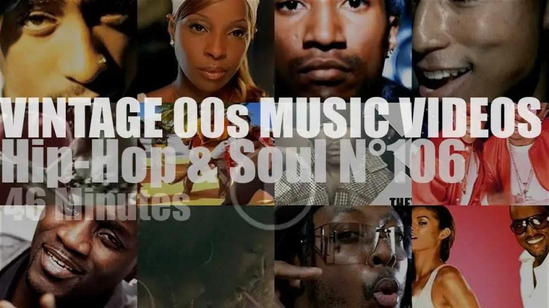 Hip-Hop & Soul N°106 – Vintage 2000s Music Videos