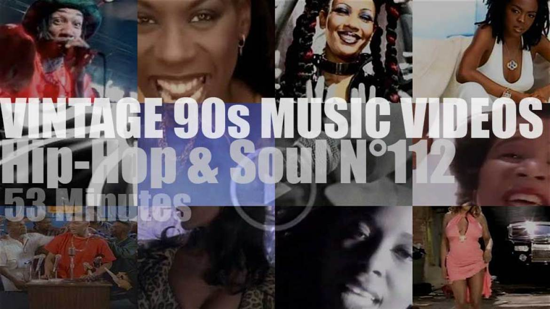 Hip-Hop & Soul N°112 – Vintage 90s Music Videos