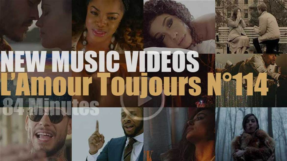 'L'Amour Toujours'  N°114 – New Music Videos
