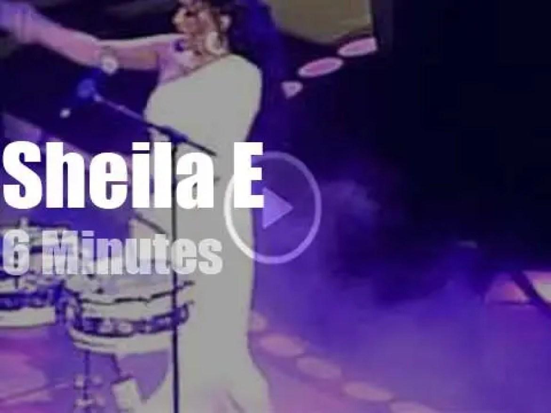 Sheila E amazes Prince's Oakland fans (2011)