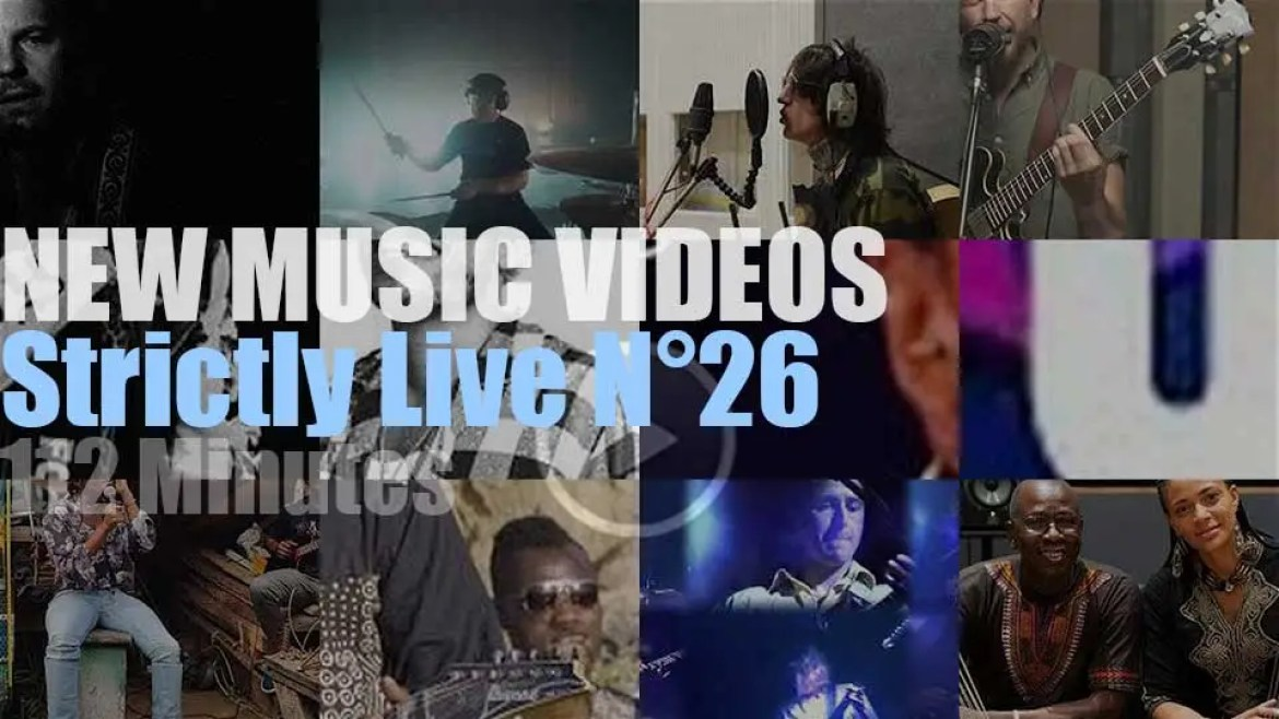 'Strictly Live'  New Music Videos N°26
