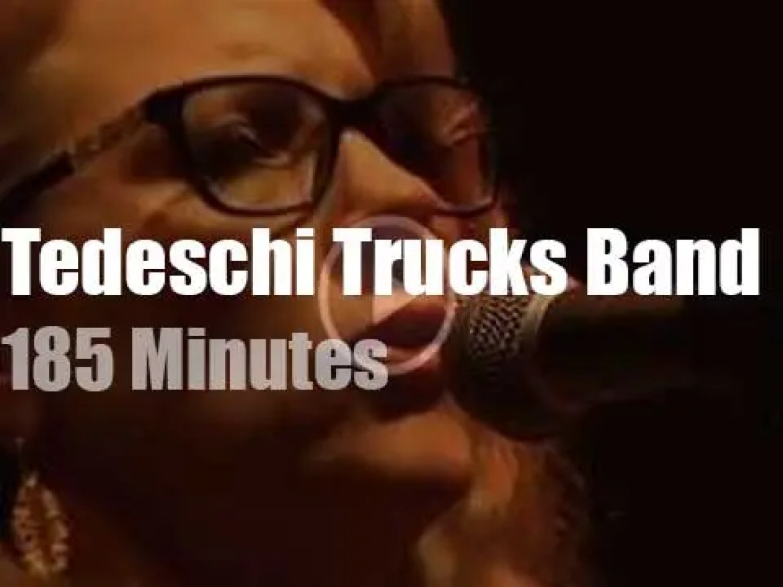 Tedeschi Trucks Band rock The Capitol Theatre (2018)
