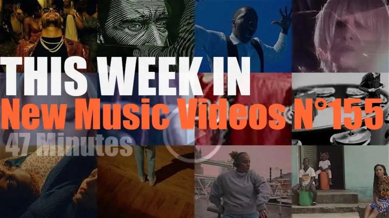 This week In New Music Videos N°155