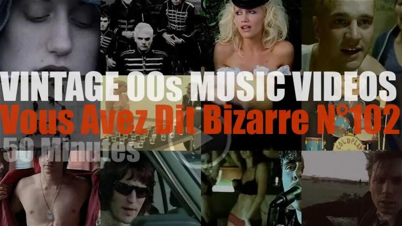 'Vous Avez Dit Bizarre'  N°102 – Vintage 2000s Music Videos