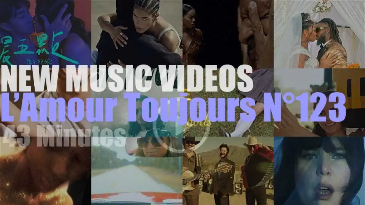 'L'Amour Toujours'  N°123 – New Music Videos