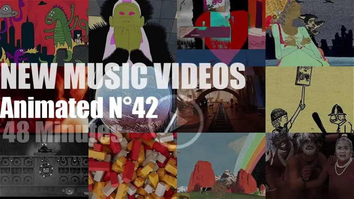 New Animated Music Videos N°42