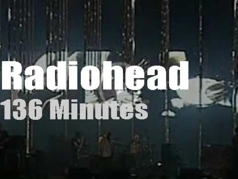 Radiohead visit Buenos Aires (2009)