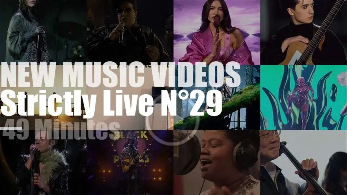 'Strictly Live'  New Music Videos N°29