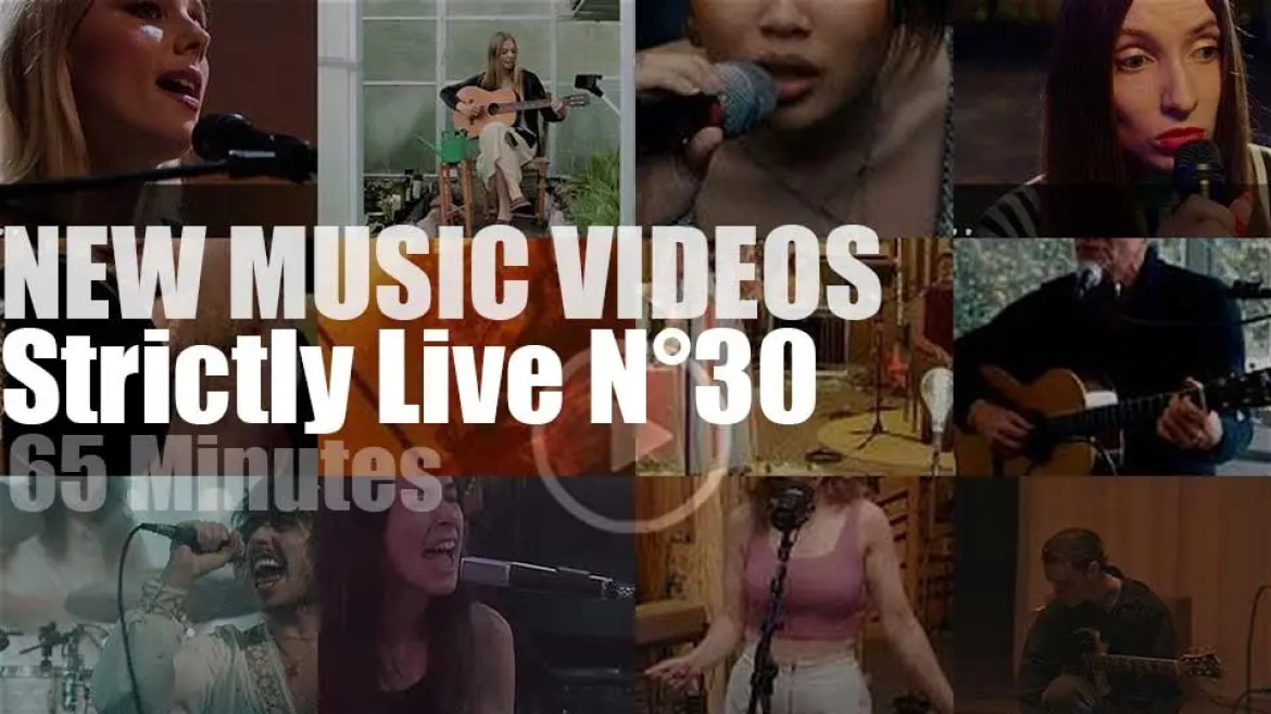 'Strictly Live'  New Music Videos N°30