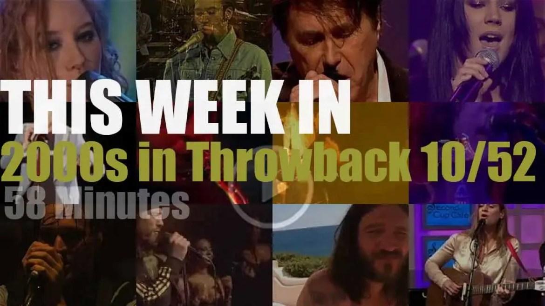 This week In  '2000s Throwback' 10/52