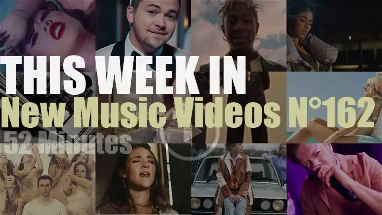 This week In New Music Videos N°162