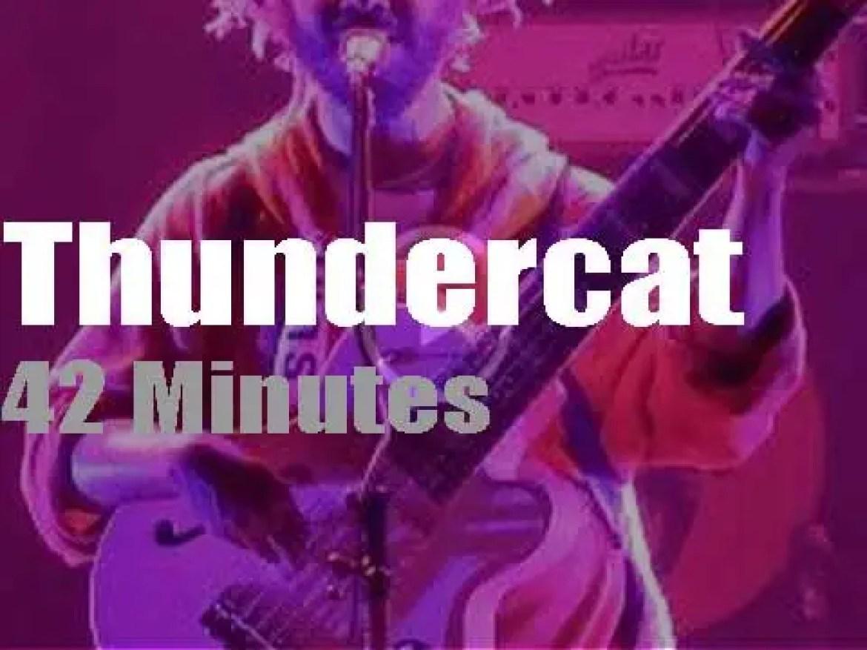 Thundercat visits Oakland (2020)