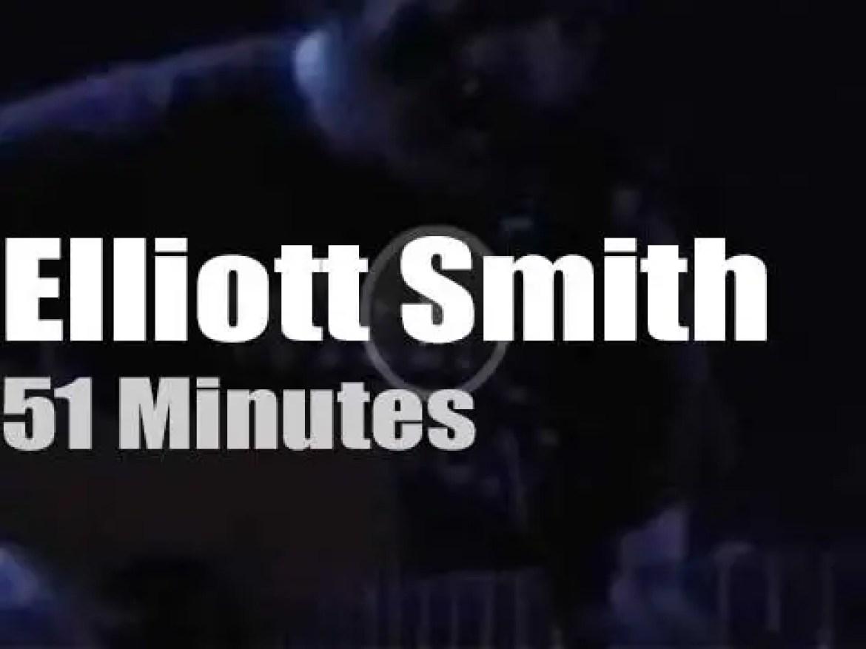 Elliott Smith visits Austin, TX (2003)