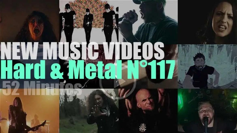 Hard & Metal New Music Videos N°117