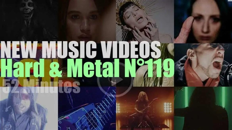 Hard & Metal New Music Videos N°119