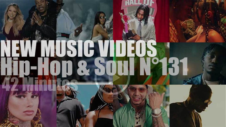 Hip-Hop & Soul N°131 – New Music Videos