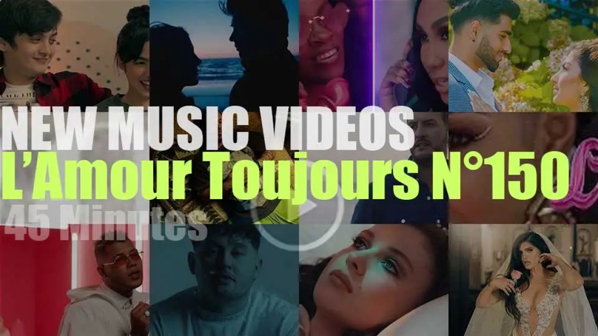 'L'Amour Toujours'  N°150 – New Music Videos