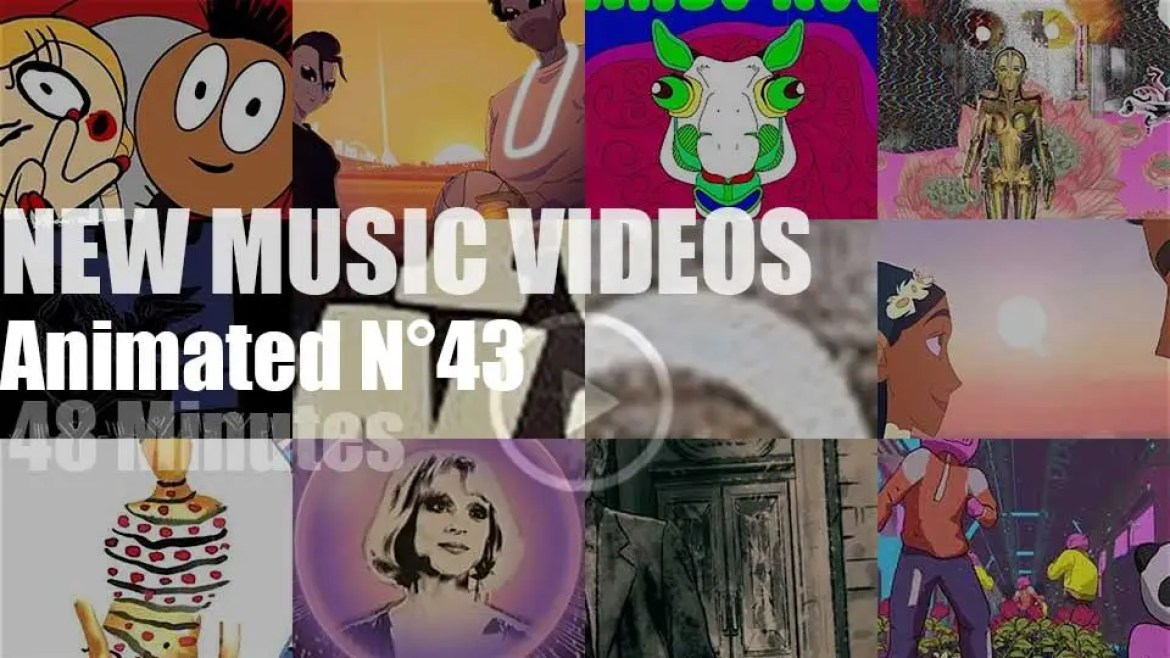 New Animated Music Videos N°43