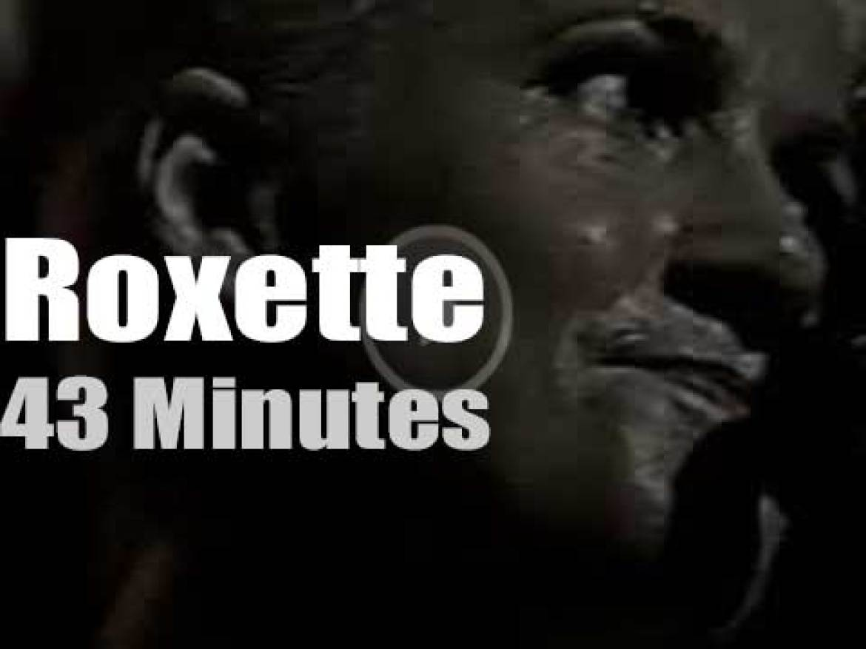 Roxette takes a 'Joyride' to Rio (1992)