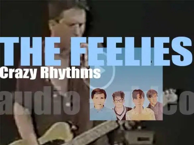 Stiff publish The Feelies' debut album  : 'Crazy Rhythms' (1980)