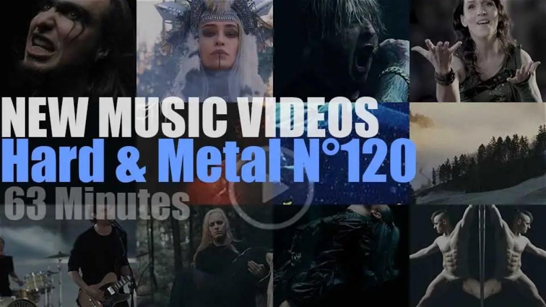 Hard & Metal New Music Videos N°120