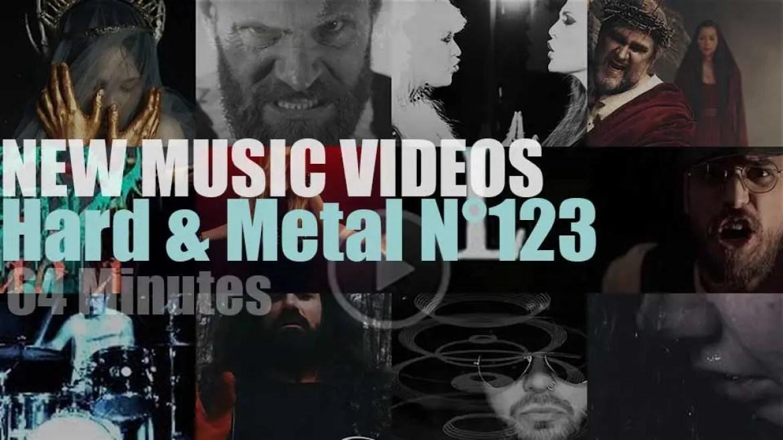 Hard & Metal New Music Videos N°123