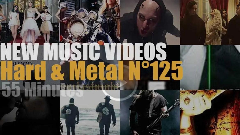 Hard & Metal New Music Videos N°125