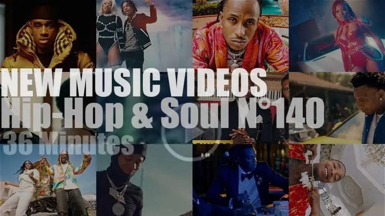 Hip-Hop & Soul N°140 – New Music Videos