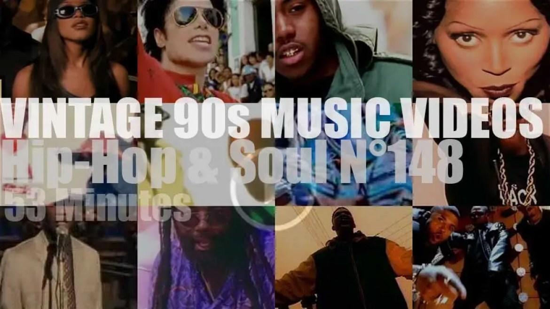 Hip-Hop & Soul N°148 – Vintage 90s Music Videos