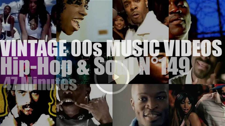 Hip-Hop & Soul N°149 – Vintage 2000s Music Videos
