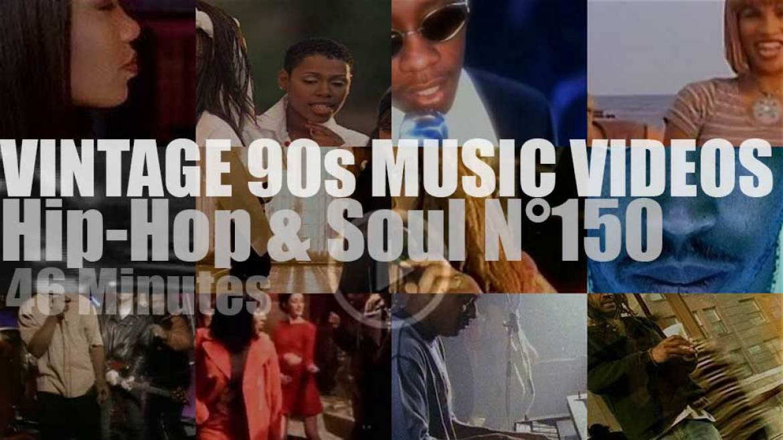 Hip-Hop & Soul N°150 – Vintage 90s Music Videos