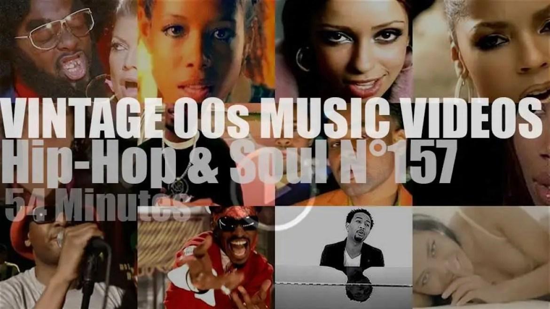 Hip-Hop & Soul N°157 – Vintage 2000s Music Videos
