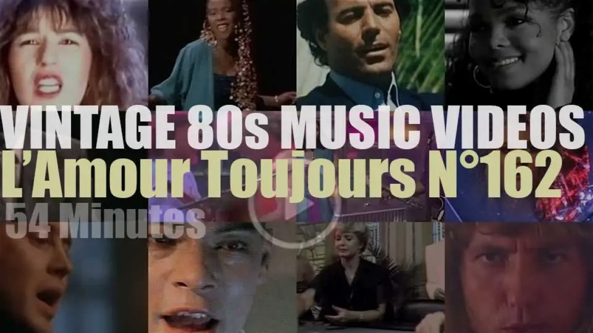 'L'Amour Toujours'  N°162 – Vintage 80s Music Videos