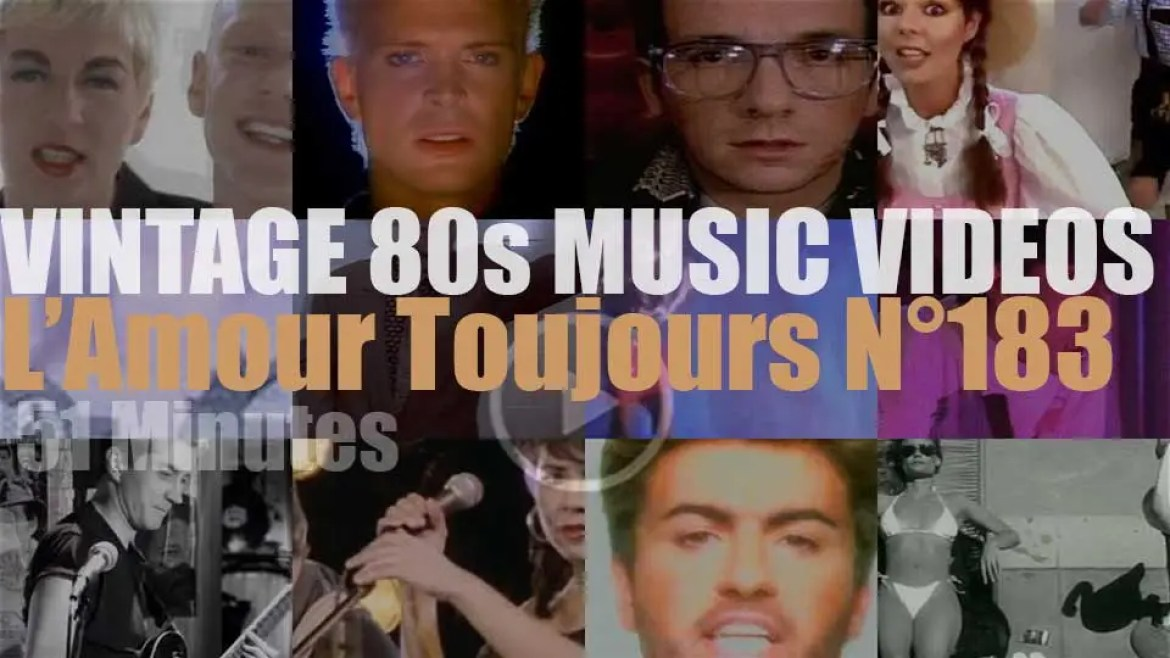 'L'Amour Toujours'  N°183 – Vintage 80s Music Videos