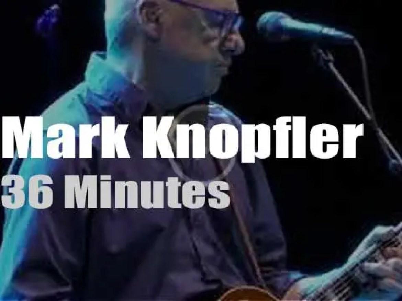 Mark Knopfler comes back to Royal Albert Hall (2019)