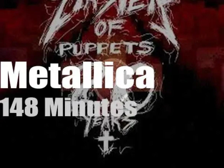 Metallica serenade Berlin (2006)