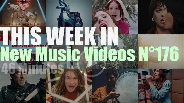 This week In New Music Videos N°176