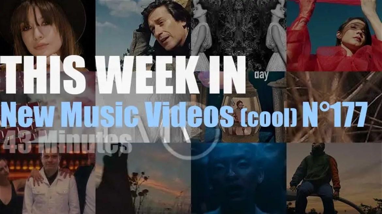 This week In New Music Videos (cool) N°177
