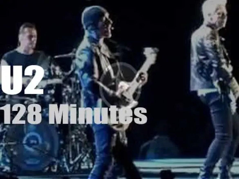 U2 plant  the 'Joshua Tree' in Pasadena (2017)
