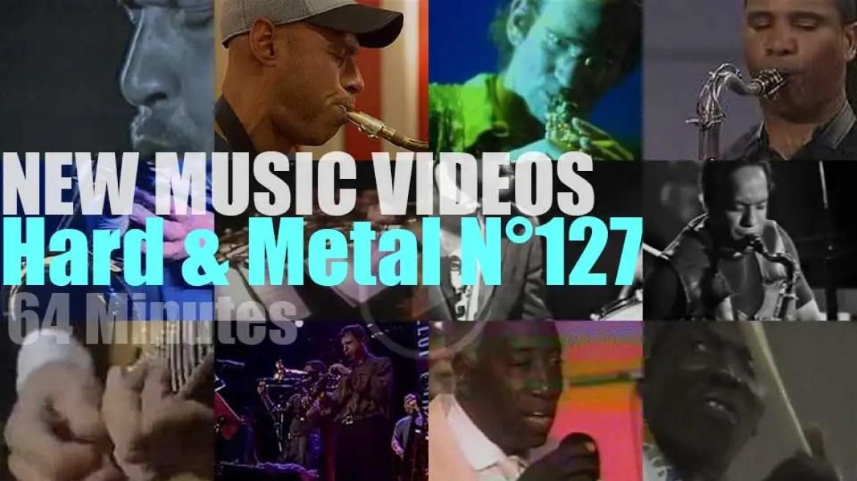 Hard & Metal New Music Videos N°127
