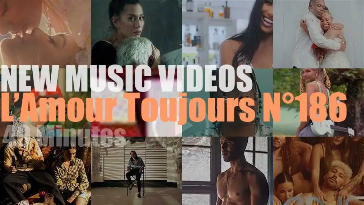'L'Amour Toujours'  N°186 – New Music Videos
