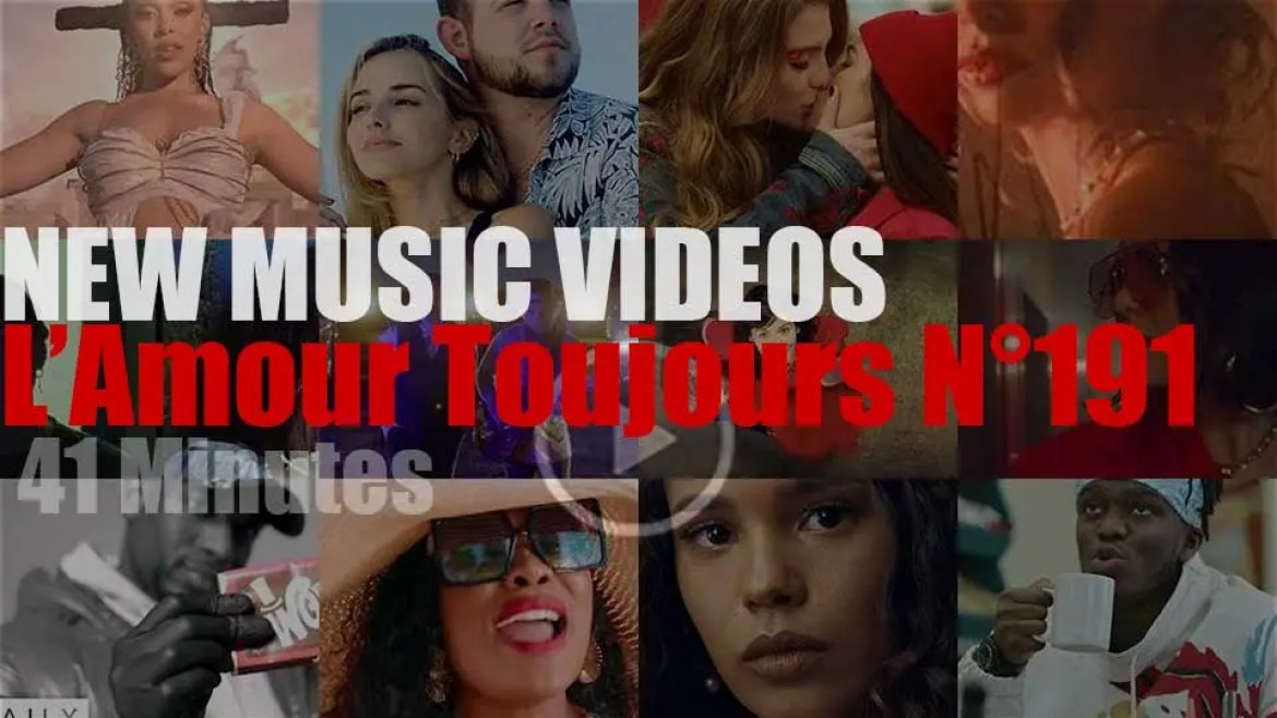 'L'Amour Toujours'  N°191 – New Music Videos